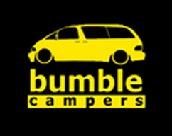 Bumble Bee Campers Logo